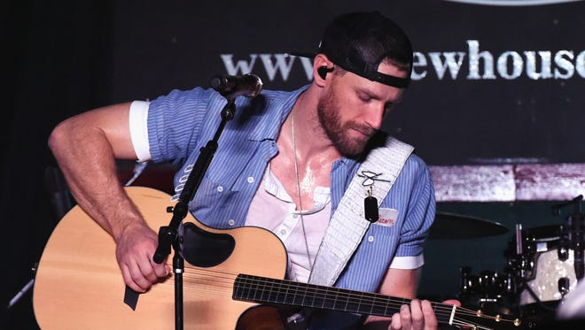 Country star Chase Rice will play the Bottle & Cork nightclub in Dewey Beach at 8:30 p.m. Friday, Aug. 10. Tickets are $40.