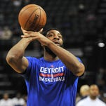 Van Gundy: Detroit Pistons' Andre Drummond could be forced to don face mask