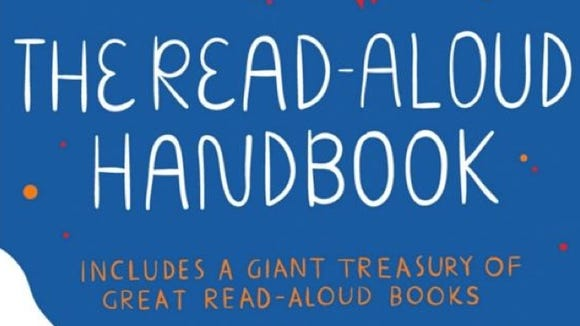 The Read-Aloud Handbook is a must read to learn about the power of reading to children to prepare them for the future.