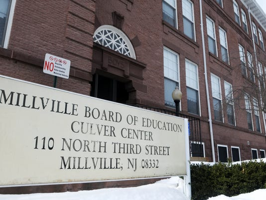 Millville Board of Education carousel