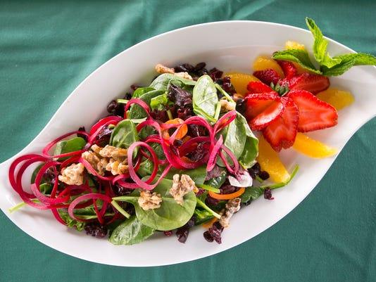 Fresh Mint - fresh island green salad kosher