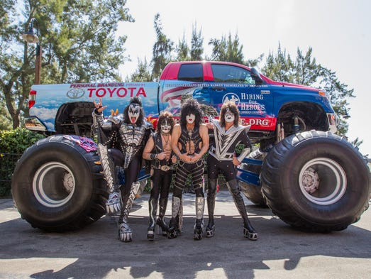 Monster Truck Band Tour