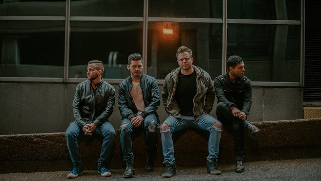 Nashville quartet Radio Romance will perform at the Country & Americana Festival at the Rusty Rudder in Dewey Beach on Saturday, May 5. Admission is free.