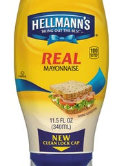 Hellmann's new squeeze bottle