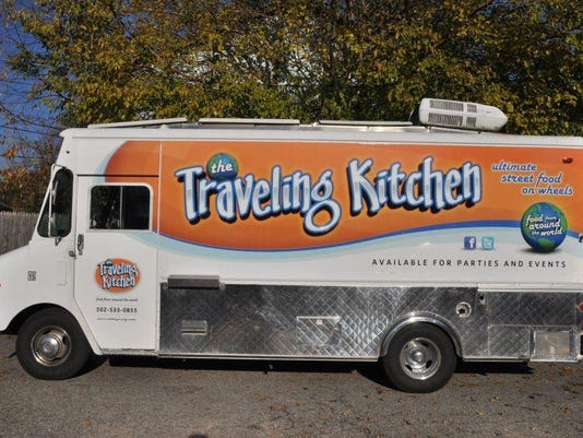 traveling kitchen