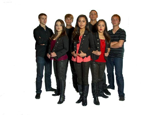 All The Stops, an indie-pop band from Freehold, will take part in a benefit for St. Jude's Children's Research Hospital on Friday, Feb. 20, at Colts Neck High School.