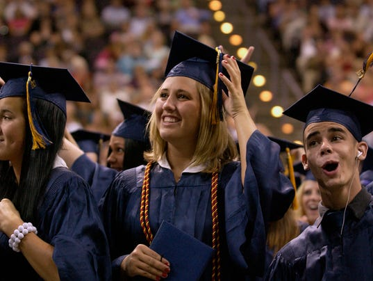 Gulf Breeze graduation  6