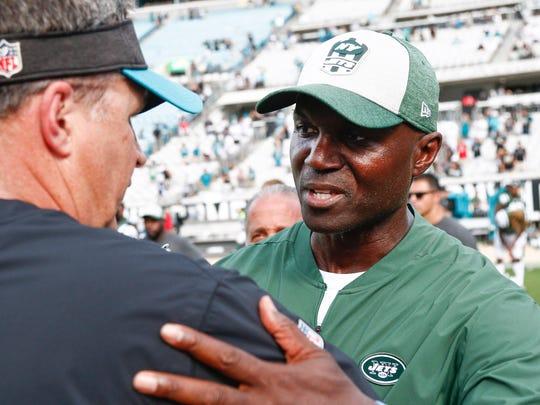 NFL: New York Jets at Jacksonville Jaguars