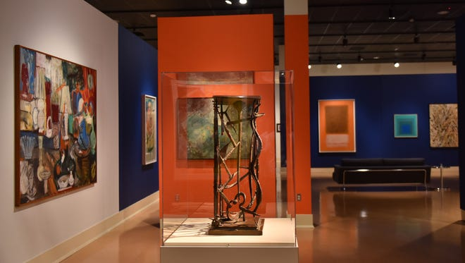 """When Modern Was Contemporary"" opens Saturday at the Mississippi Museum of Art."