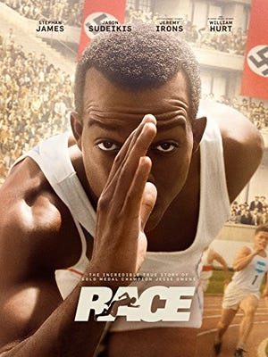 Stephan James stars in the Jesse Owens biopic 'Race.'