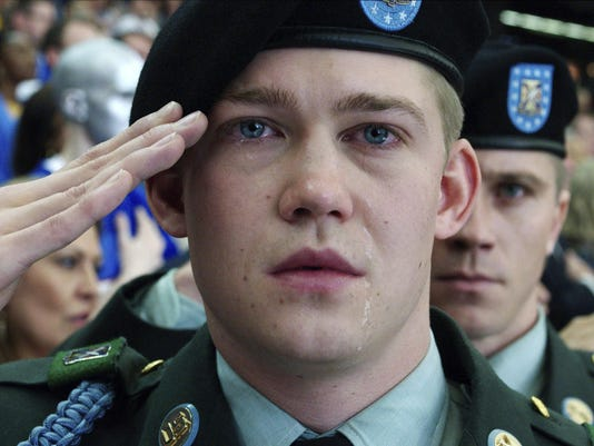 Film Review Billy Lynn's Long Halftime Walk