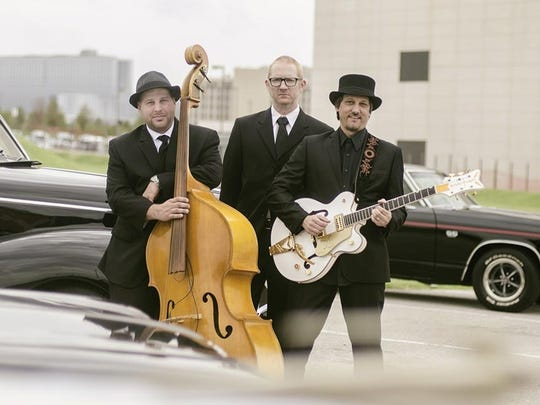 THE VINYL STRIPES: OUTDOOR CONCERT SERIES: 7 to 8:30 p.m. Oct. 22. Bud Daniel Park, 9th and Ohio. Free. 761-7491.