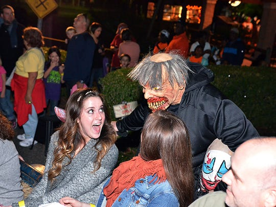 ZooBoo at the Montgomery Zoo returns this Friday and runs through Halloween.
