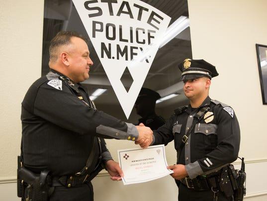 072516 State Police Quarter Award