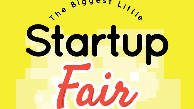 Handout photo from The Biggest Little Startup Fair.