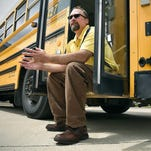 Voigt's Bus Service is among area school bus companies that are having a hard time finding qualified drivers and are getting worried being close to the start of the school year.