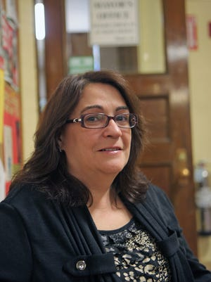 Suffern Mayor Patricia Abato