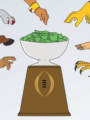 The Mountain West's financial situation for bowls has improved thanks to the college football playoff