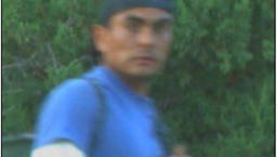The Coconino County Sheriff's Office said this man is suspected of shooting at a forest service employee on Tuesday