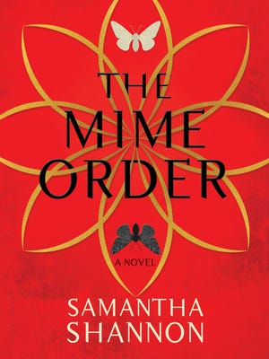 'The Mime Order' by Samantha Shannon