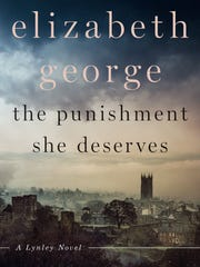 """The Punishment She Deserves"" by Elizabeth George."