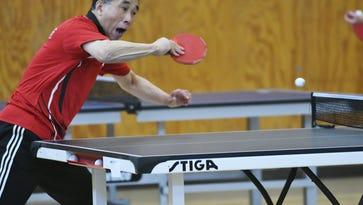 Athletes go for the gold during Visalia's Senior Games