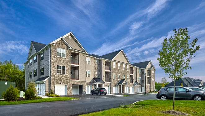 New one- and two-bedroom apartments are available in Phase II at Southgate Middletown in Orange County, NY.
