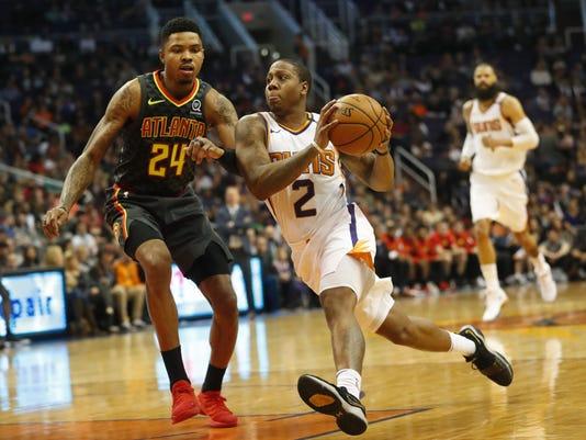 Hawks vs Suns