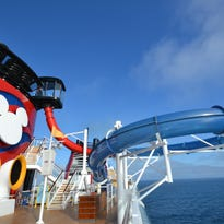 Cruise ship tours: Inside the revamped Disney Magic