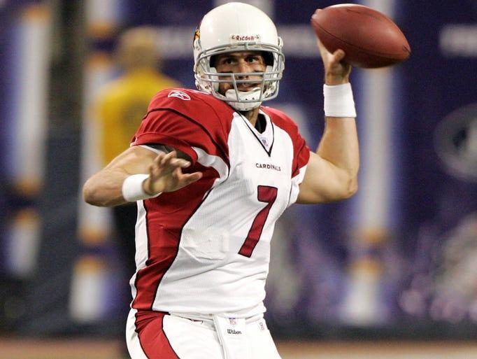 Arizona Cardinals history: Starting QBs 1996-present ...
