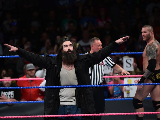 Don't let the shaggy beard and crazed look fool you, people say Jon Huber hasn't let the fame of Luke Harper change who he is.