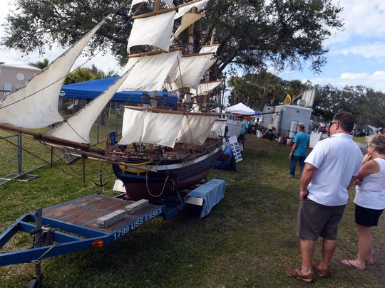 The 11th annual Treasure Coast Pirate Fest is 2-8 p.m. Friday, 10 a.m. to 8 p.m. Saturday and 10 a.m. to 4 p.m. Sunday at Veterans Memorial Park, 600 N. Indian River Drive, Fort Pierce.