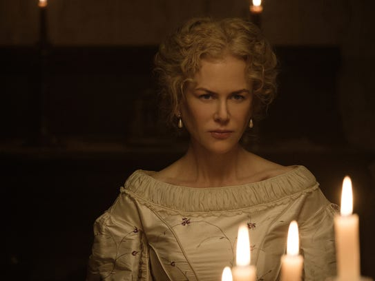 Miss Martha (Nicole Kidman) tries to keep her school