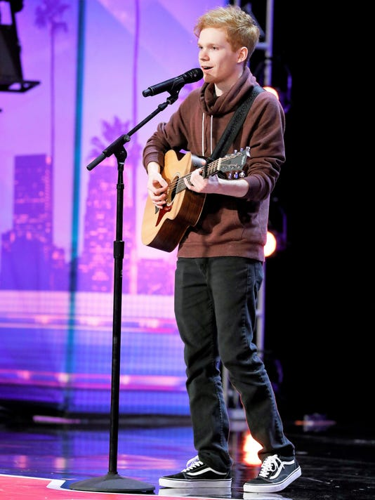 America's Got Talent - Chase Goehring