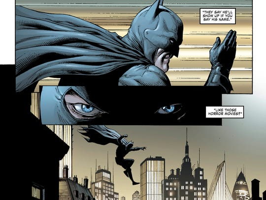 """Bruce Wayne continues to learn on the job in """"Batman:"""