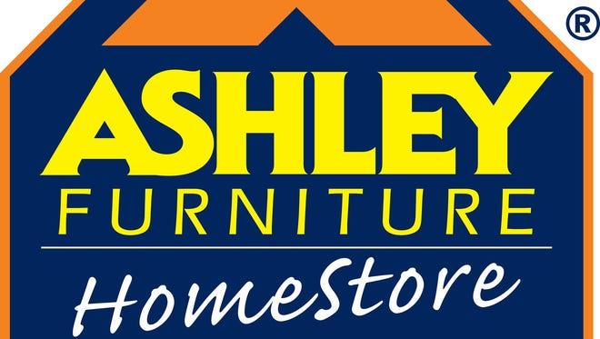 Ashley Furniture HomeStore Logo.  (PRNews, Ashley Furniture HomeStore)