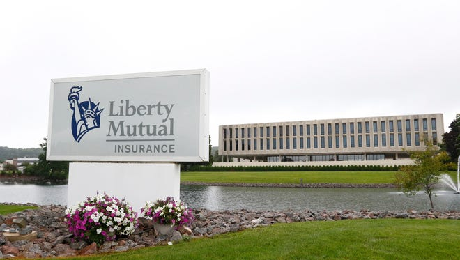 Aspirus purchased four buildings and land from Liberty Mutual Insurance. This building will house the health care system's administrative team.