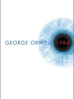 "George Orwell?s ""1984."""