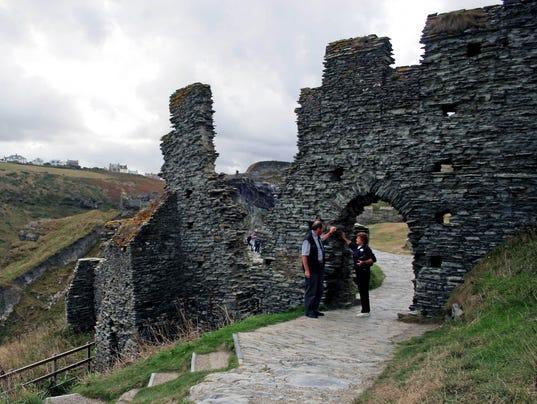 AP Travel Trip Britain King Arthur