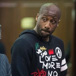 Raymond Felton appears in court Tuesday when bail was set at $25,000.