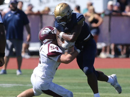 Wayne Hills vs Old Tappan -- Football --