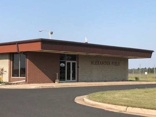 Alexander Field in Wisconsin Rapids