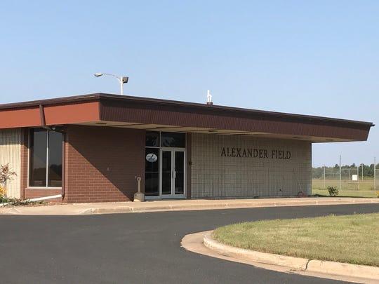 Alexander Field in Wisconsin Rapids
