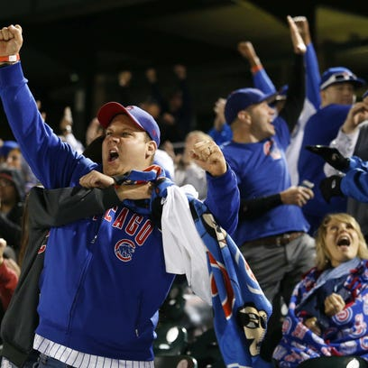 Cubs fans in Iowa will get to see the World Series