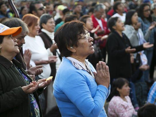 Maria Teresa (centro) de la Ciudad deMéxico City, Mexico,