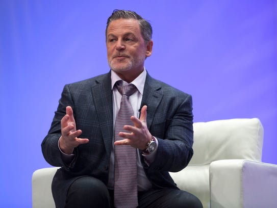 Billionaire Dan Gilbert is chairman of Detroit's bid committee for landing the Amazon headquarters.