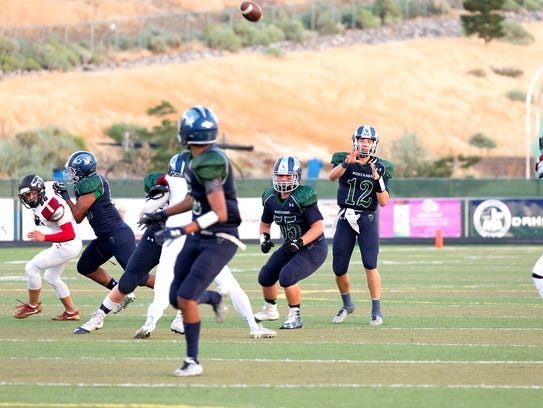 Damonte Ranch is at Spanish Springs on Friday night.