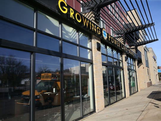 The Growing Power Cafe and Market at 2737 N. King Drive