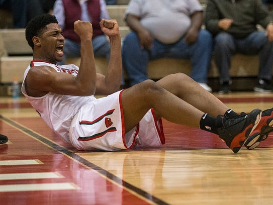 Lawrence North's Kevin Easley