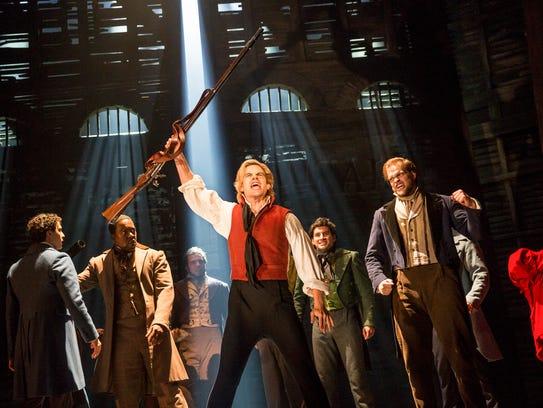 "The Detroit-bound revival of ""Les Miserables"" launched"